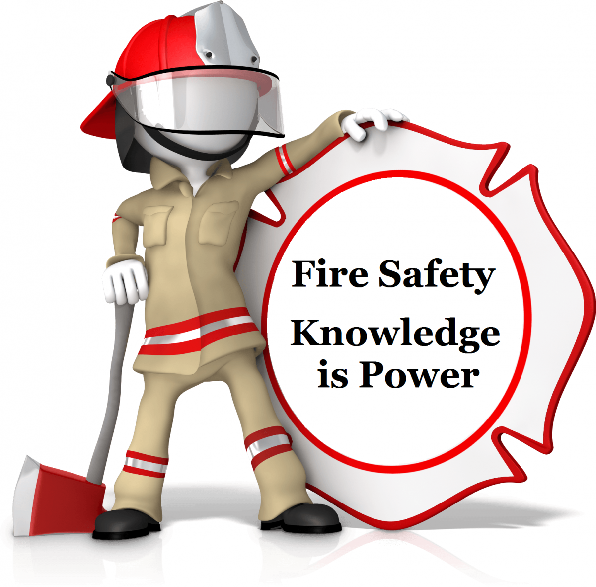 Fire Safety, Knowledge is Power