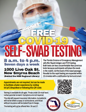 Free self swabs continue in NSB