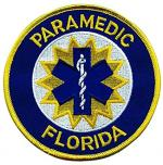 Florida Paramedic Patch
