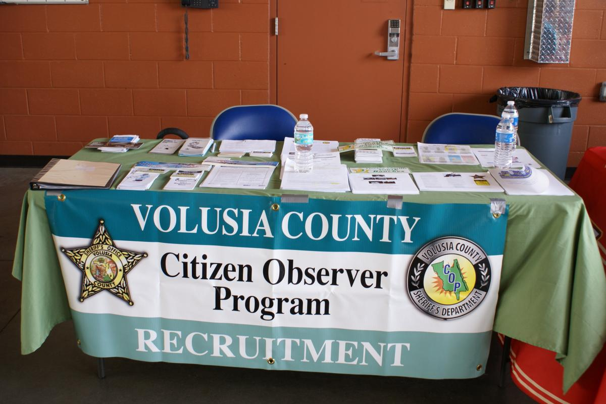 Volusia County Citizen Observer Program