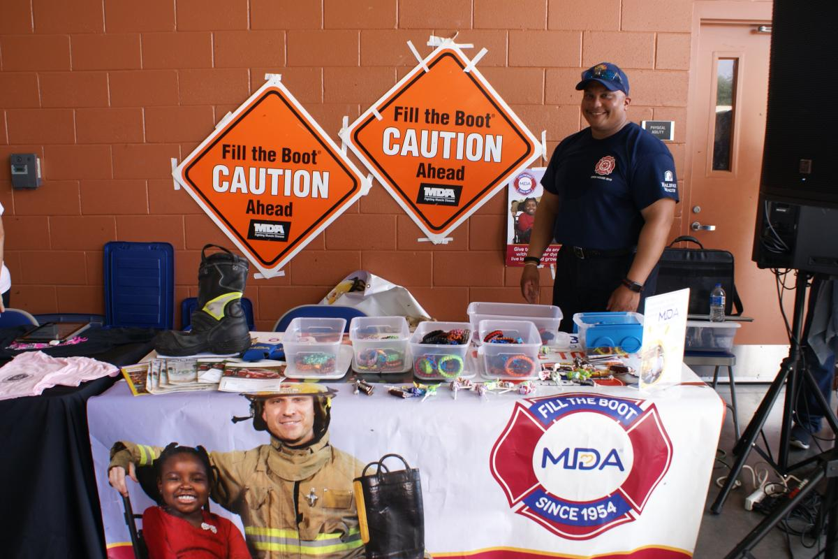 "MDA ""Fill the Boot"""