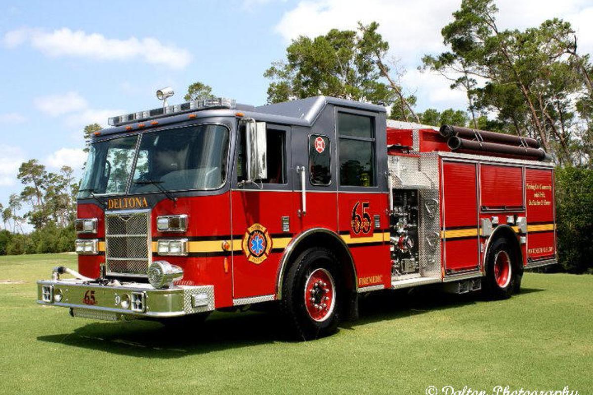 Fire engine 65