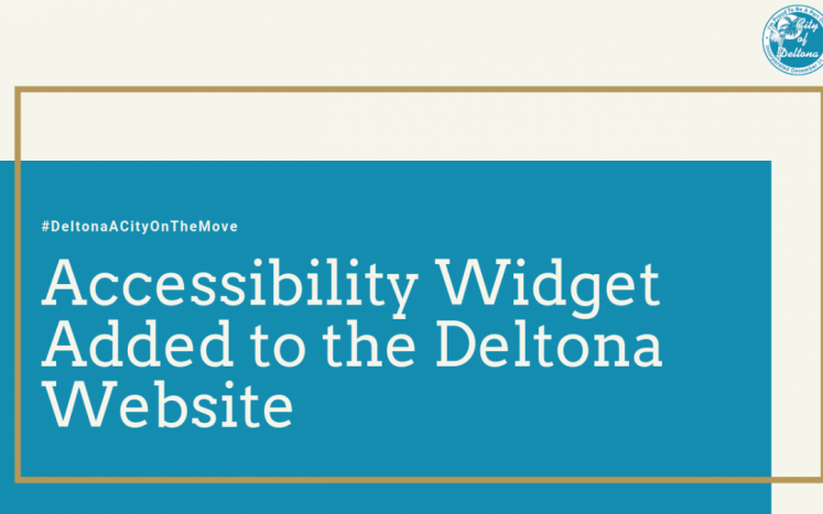 Website's Accessibility Widget