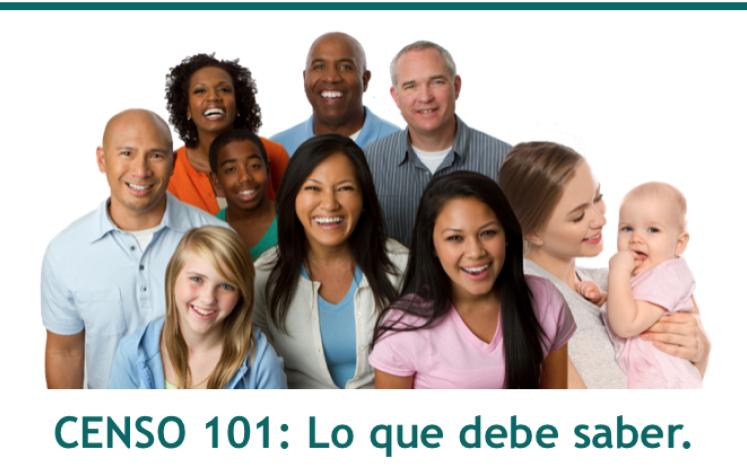 Obtenga más información sobre el Censo 2020. Para mas informaciónclicel archivo adjunto.